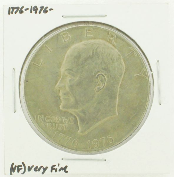 1976 Type I Eisenhower Dollar RATING: (VF) Very Fine (N2-4139-4)