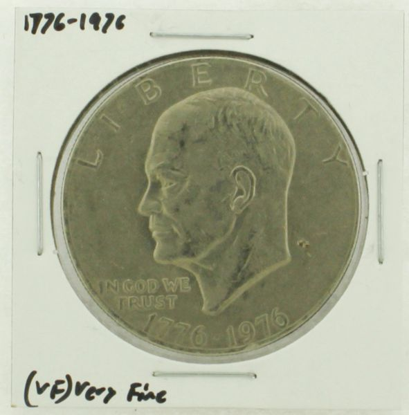 1976 Type I Eisenhower Dollar RATING: (VF) Very Fine (N2-4139-6)