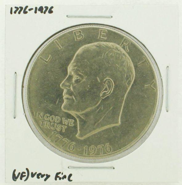 1976 Type I Eisenhower Dollar RATING: (VF) Very Fine (N2-4139-7)