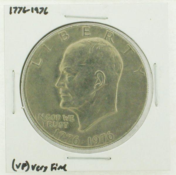 1976 Type I Eisenhower Dollar RATING: (VF) Very Fine (N2-4139-8)