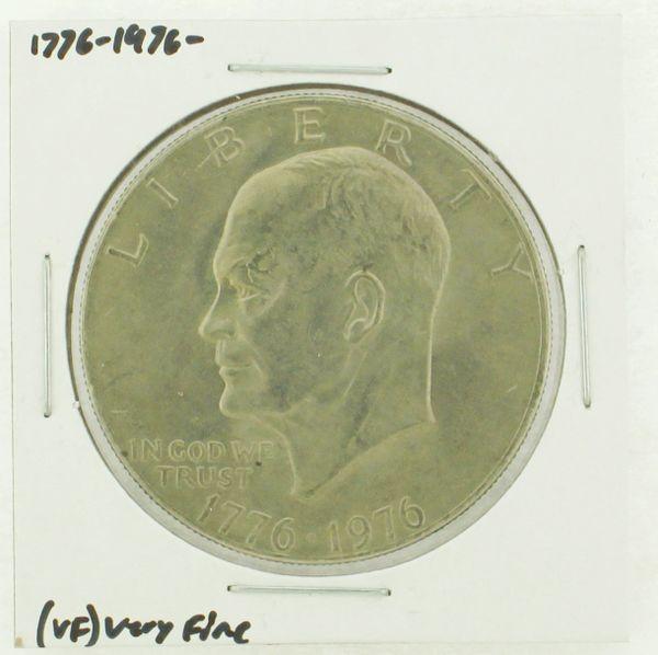 1976 Type I Eisenhower Dollar RATING: (VF) Very Fine (N2-4139-9)