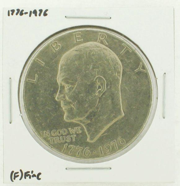 1976 Type I Eisenhower Dollar RATING: (F) Fine (N2-4148-02)