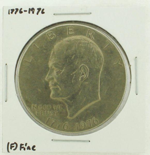1976 Type I Eisenhower Dollar RATING: (F) Fine (N2-4148-03)
