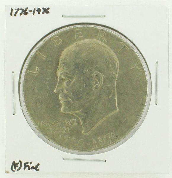 1976 Type I Eisenhower Dollar RATING: (F) Fine (N2-4148-04)