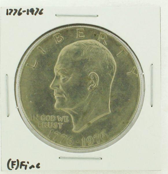 1976 Type I Eisenhower Dollar RATING: (F) Fine (N2-4148-05)