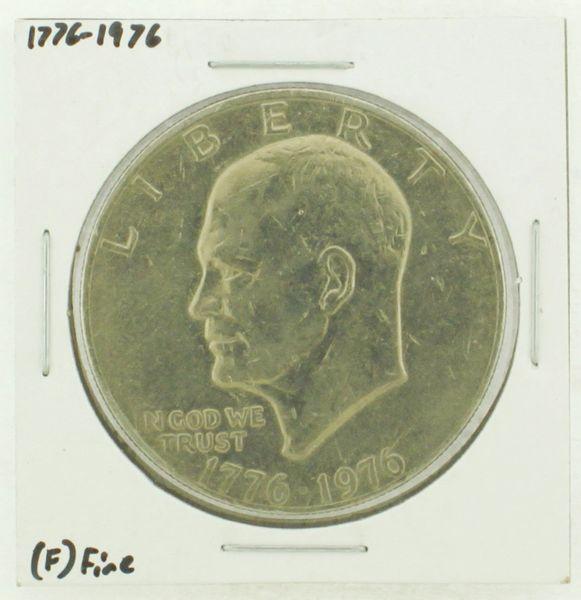 1976 Type I Eisenhower Dollar RATING: (F) Fine (N2-4148-06)