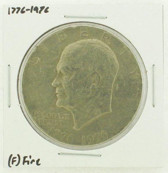 1976 Type I Eisenhower Dollar RATING: (F) Fine (N2-4148-12)