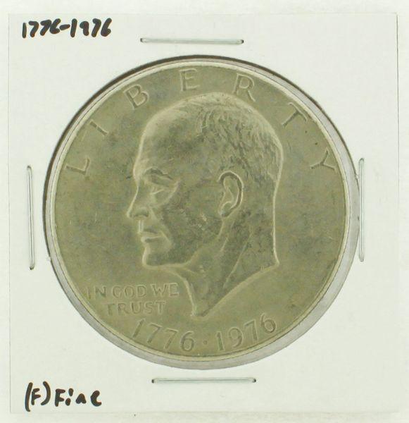 1976 Type I Eisenhower Dollar RATING: (F) Fine (N2-4148-13)