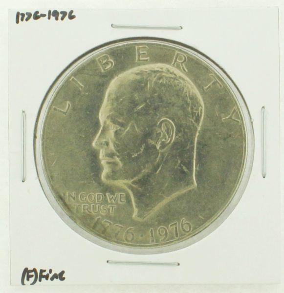 1976 Type I Eisenhower Dollar RATING: (F) Fine (N2-4148-15)