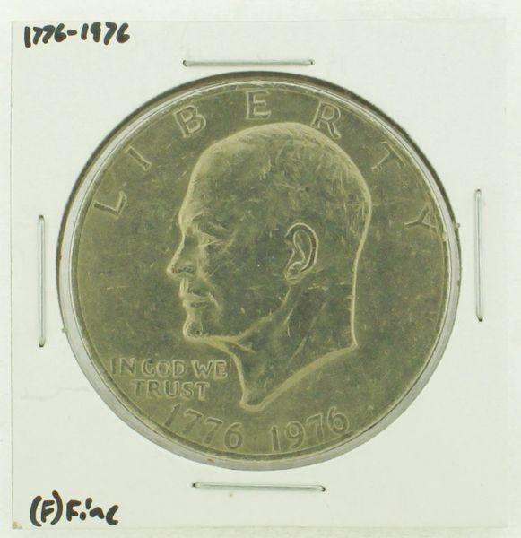1976 Type I Eisenhower Dollar RATING: (F) Fine (N2-4148-16)