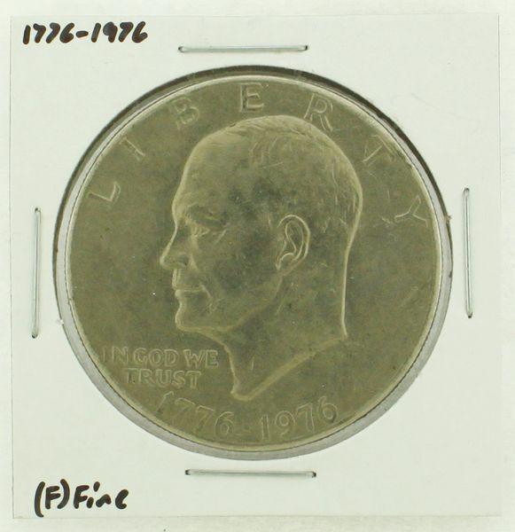 1976 Type I Eisenhower Dollar RATING: (F) Fine (N2-4148-17)