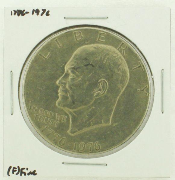 1976 Type I Eisenhower Dollar RATING: (F) Fine (N2-4148-18)