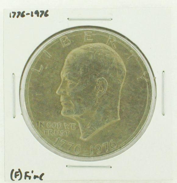 1976 Type I Eisenhower Dollar RATING: (F) Fine (N2-4148-21)