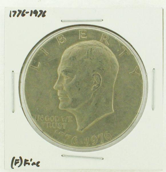 1976 Type I Eisenhower Dollar RATING: (F) Fine (N2-4148-23)