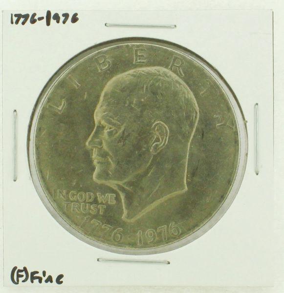 1976 Type I Eisenhower Dollar RATING: (F) Fine (N2-4148-24)