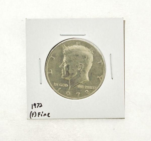 1972 Kennedy Half Dollar (F) Fine N2-3628-1