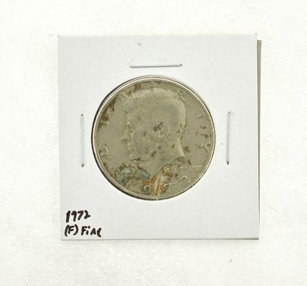 1972 Kennedy Half Dollar (F) Fine N2-3628-4