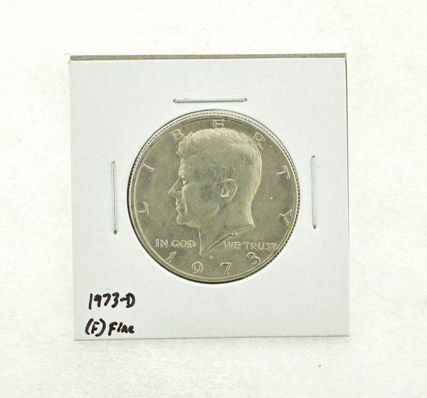 1973-D Kennedy Half Dollar (F) Fine N2-3634-3