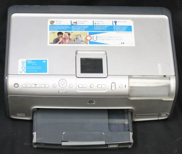 HP Photosmart 8250 Digital Photo Inkjet