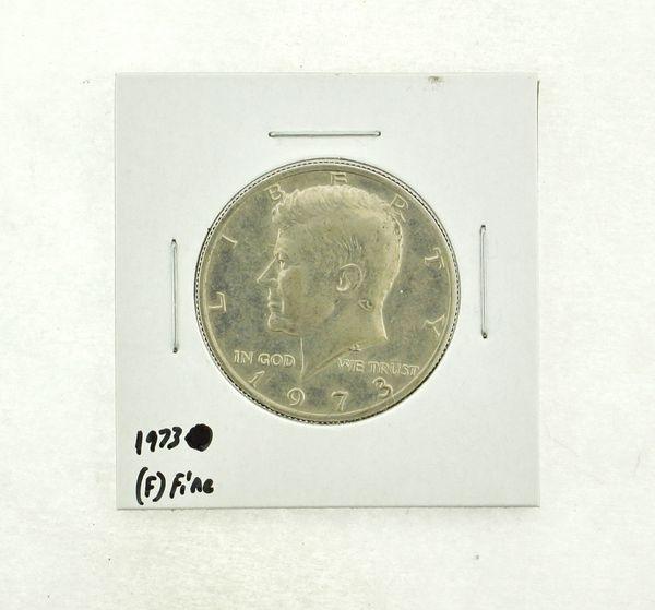 1973 Kennedy Half Dollar (F) Fine N2-3664-1