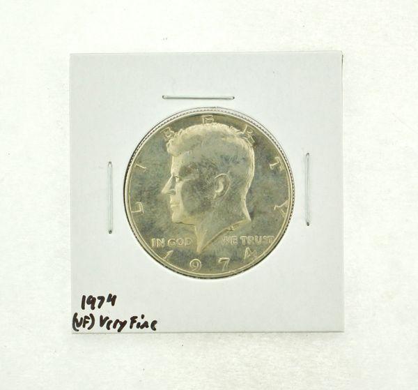 1974 Kennedy Half Dollar (VF) Very Fine N2-3680-1