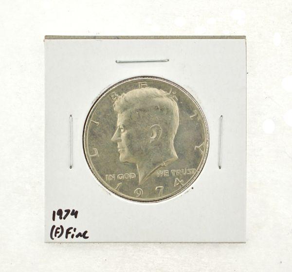 1974 Kennedy Half Dollar (F) Fine N2-3682-2