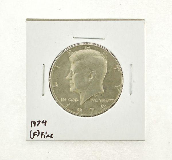 1974 Kennedy Half Dollar (F) Fine N2-3682-3