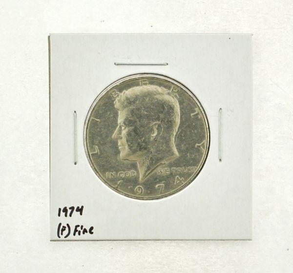 1974 Kennedy Half Dollar (F) Fine N2-3682-5