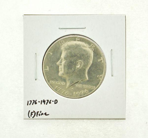 1776-1976-D Kennedy Half Dollar (F) Fine N2-3690-6