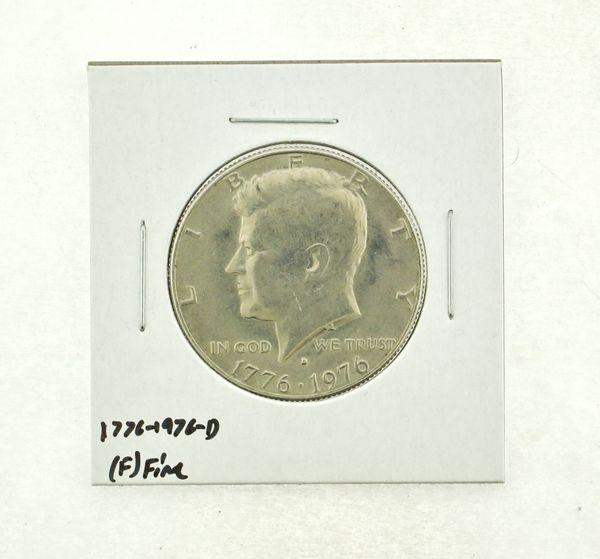 1776-1976-D Kennedy Half Dollar (F) Fine N2-3690-7