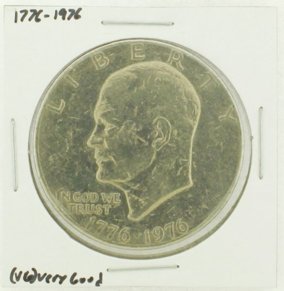 1976 Type I Eisenhower Dollar RATING: (VG) Very Good (N2-4174-1)