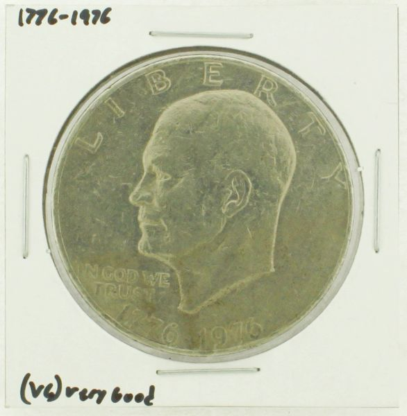 1976 Type I Eisenhower Dollar RATING: (VG) Very Good (N2-4174-2)