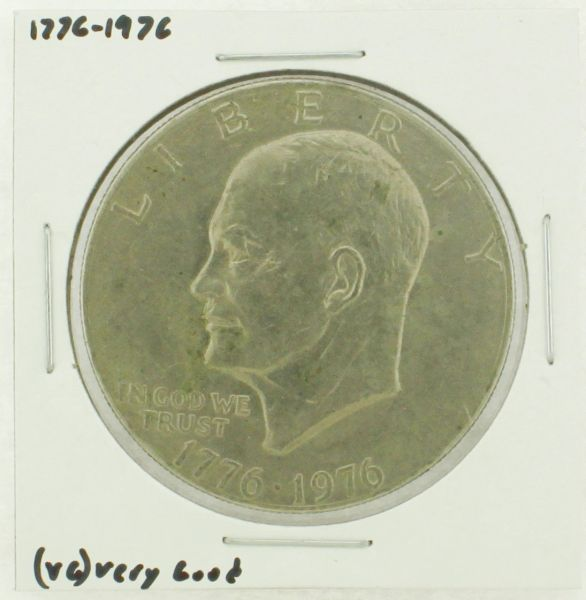 1976 Type I Eisenhower Dollar RATING: (VG) Very Good (N2-4174-3)