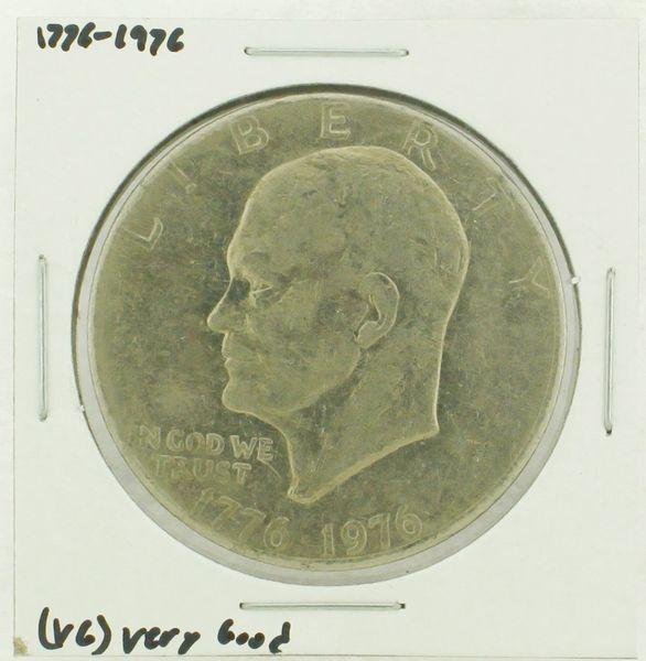 1976 Type I Eisenhower Dollar RATING: (VG) Very Good (N2-4174-5)