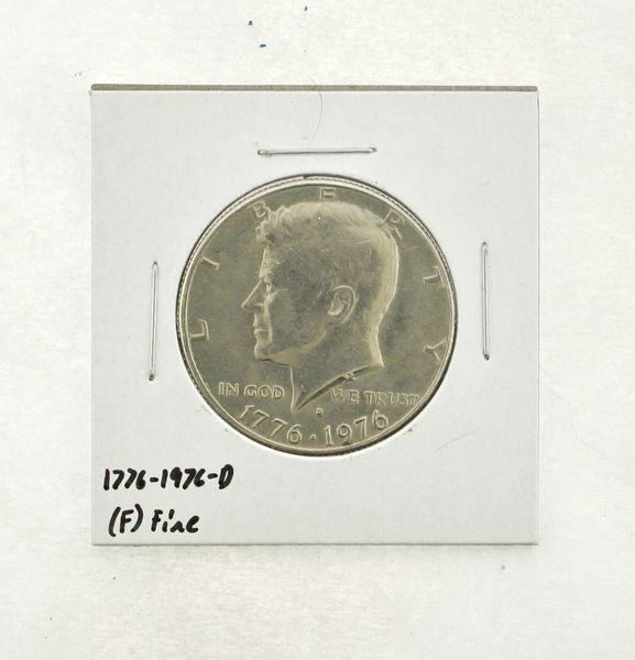 1776-1976-D Kennedy Half Dollar (F) Fine N2-3690-12