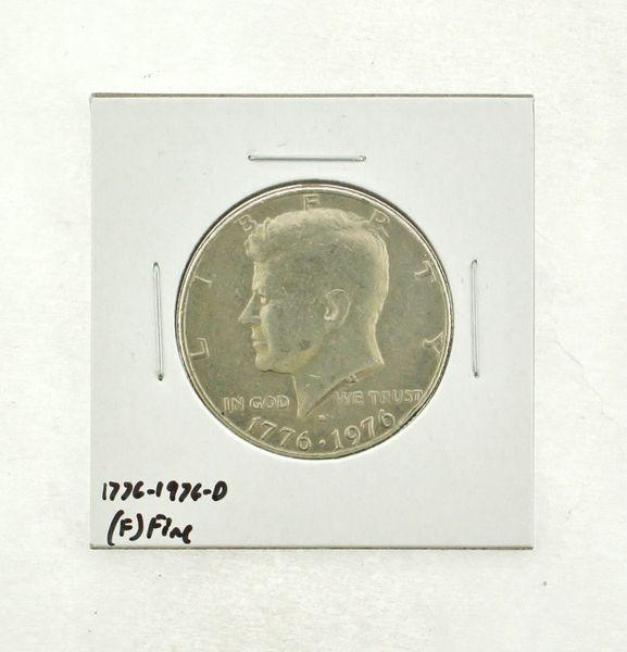 1776-1976-D Kennedy Half Dollar (F) Fine N2-3690-16