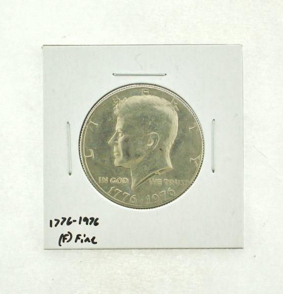 1776-1976 Kennedy Half Dollar (F) Fine N2-3715-1