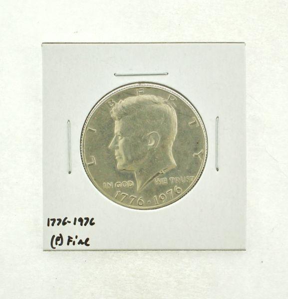 1776-1976 Kennedy Half Dollar (F) Fine N2-3715-3
