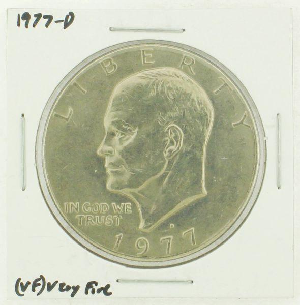 1977-D Eisenhower Dollar RATING: (VF) Very Fine (N2-4198-08)