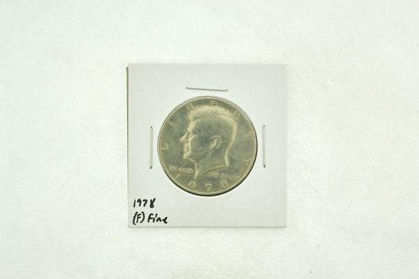 1978 Kennedy Half Dollar (F) Fine N2-3723-2