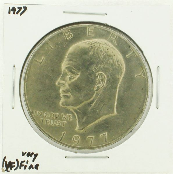 1977 Eisenhower Dollar RATING: (VF) Very Fine (N2-4244-3)