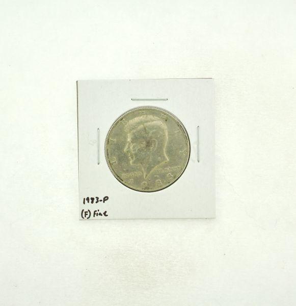 1983-P Kennedy Half Dollar (F) Fine N2-3753-2