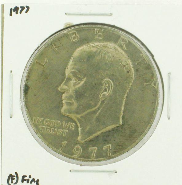 1977 Eisenhower Dollar RATING: (F) Fine (N2-4249-07)