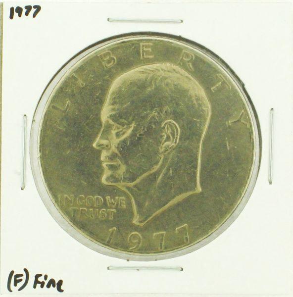 1977 Eisenhower Dollar RATING: (F) Fine (N2-4249-09)