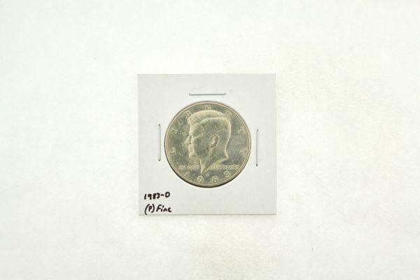 1983-D Kennedy Half Dollar (F) Fine N2-3755-11