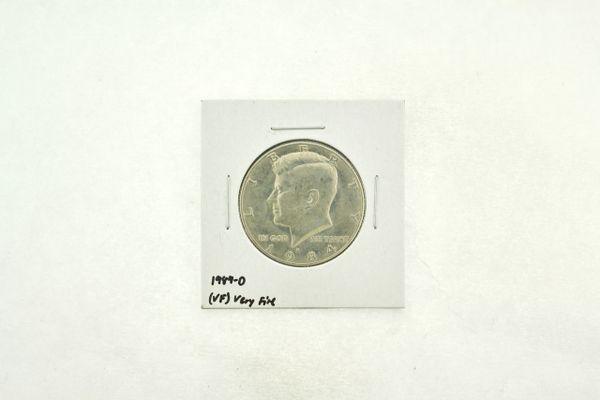 1984-D Kennedy Half Dollar (VF) Very Fine N2-3767-2