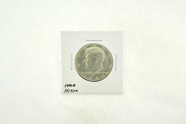 1984-D Kennedy Half Dollar (F) Fine N2-3769-4