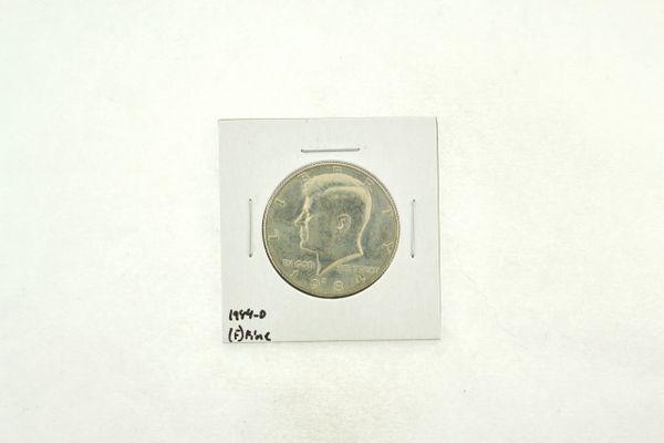 1984-D Kennedy Half Dollar (F) Fine N2-3769-5