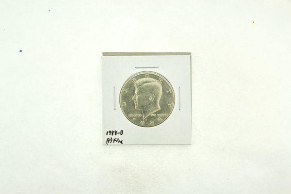 1988-D Kennedy Half Dollar (F) Fine N2-3817-1