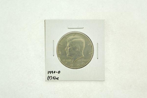 1990-D Kennedy Half Dollar (F) Fine N2-3833-6